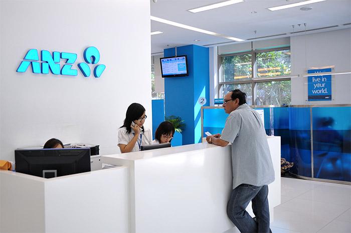 lãi suất ngân hàng anz