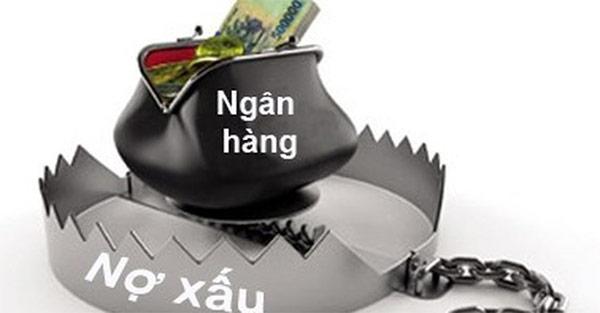 ngân hàng cho vay nợ xấu