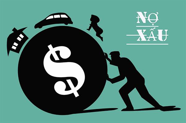 nợ xấu của ngân hàng