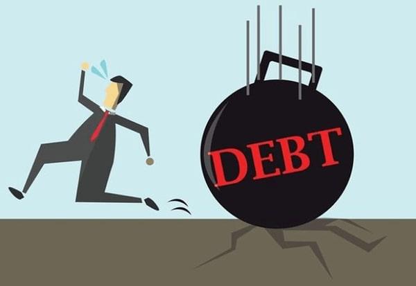 hỗ trợ tư vấn khi bị nợ xấu